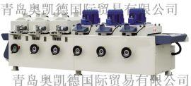 奥凯德AF4碳化木拉丝机