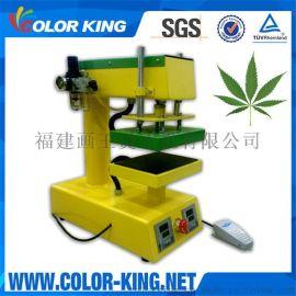 CK1015-1 气动烫画机 小型商标烫标机 上下板发热热转印机