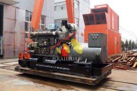 供应船用柴油发电机组