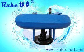 浮筒離心曝氣機   曝氣增氧池