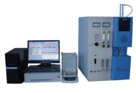 钢材定碳仪,高频红外碳硫分析仪