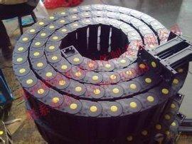 供应机床增强型工程塑料拖链 生产厂家