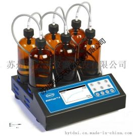 BODTrak II 生化耗氧量分析仪 哈希快速BOD测定仪