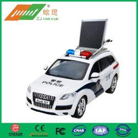 可升降车载交通显示屏晗琨原厂设计