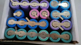 苏州供应18650电池极耳盖帽全自动激光焊接机
