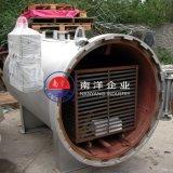 臥式碳鋼蒸汽加熱殺菌鍋