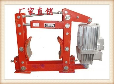 電力液壓制動器YWZ-400/E50,鋁制動器廠家,起重抱閘,制動輪制動器