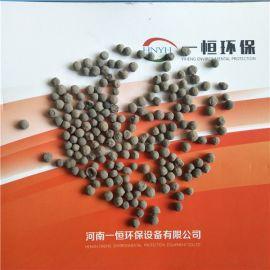 生物陶粒丨高效水处理材料生物陶粒滤料丨河南一恒供应