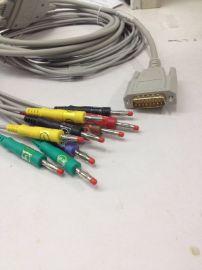 相容施博瑞ECG-903心電圖機十二導聯線3.0、4.0插針