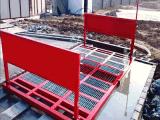 菏澤工地工程車輛洗車設備 洗輪機廠家價格
