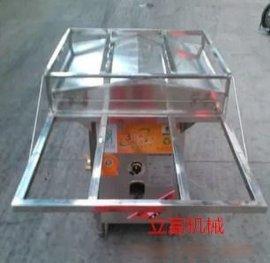 广州立富机械云浮/河口加大抽屉节能肠粉机
