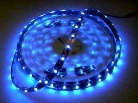 环氧树脂LED透明软灯条滴胶