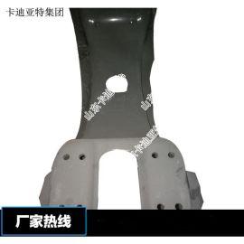 一汽解放系列 悍V車架副樑飛機樑元寶樑 大樑廠家價格圖片