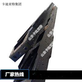 中国重汽豪沃T5G副车架及配件 原厂豪沃副车架 原厂钢材价格图片