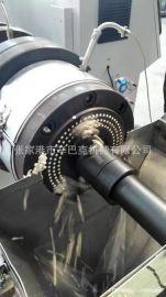 PVC造粒机组PVC造粒生产线PVC-U热切造粒机65双螺杆造粒机