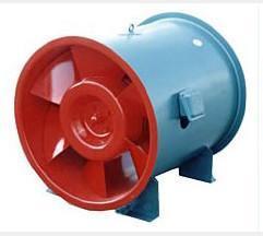 HTF-I-4消防风机 高温排烟风机 消防轴流风机