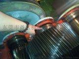 益宗利拿密炼机减速机漏油维修