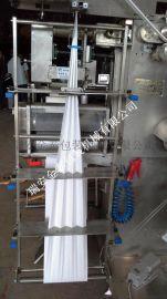 厂家直销酒店一次性用品四件套包装机牙签勺子筷子湿巾包装机