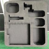 厂家定制EVA一体雕刻异形成型制品 工具箱eva内衬