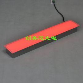 LED长条地砖灯_广场地面LED长条地砖灯