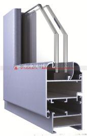 兴发铝材|批量直销|铝合金平开窗|推拉窗型材