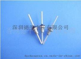 深圳德平电子供应M3引线镀银穿心电容