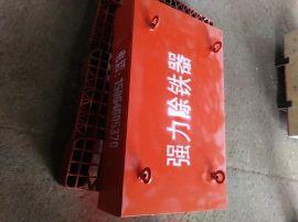 皮带式RCYB强磁磁铁,临朐强力除铁器