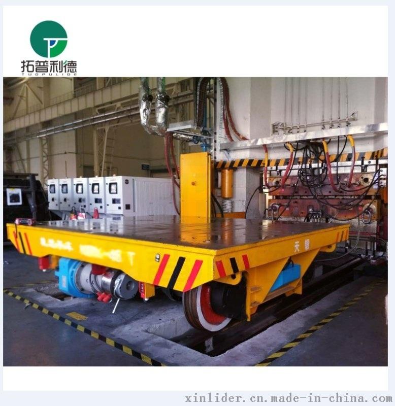 新鄉市蓄電池搬運車廠家罐體運輸電動平板車