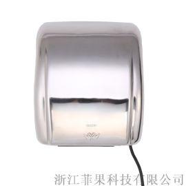 菲果FG8058不鏽鋼自動感應烘手器