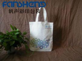 广告袋 手提包装袋 女单肩帆布袋 斜挎包环保