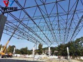 钢网架结构工程供应网架加工 网架设计制作安装