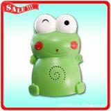 可录音光感应青蛙迎宾器门铃
