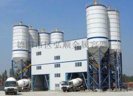 四川弘顺散装水泥罐生产厂家,弘顺牌150吨水泥罐厂家直销