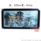 陶瓷瓷板画 景德镇瓷板画定制定做价格