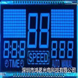 广东跑步机VA黑膜LCD液晶显示屏生产厂家