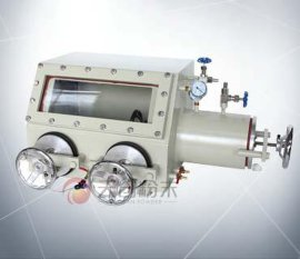培育无菌不锈钢真空手套箱 隔离气体保护箱 长沙天创真空操作箱