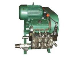 高压柱塞泵3SP60的固定式清洗泵