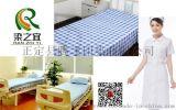 医用床单面料涤纶精细印花32s医护布病员 面料