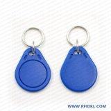 廠家直銷 新款時尚接觸型ID鑰匙卡 可定製時尚休閒鑰匙ID卡