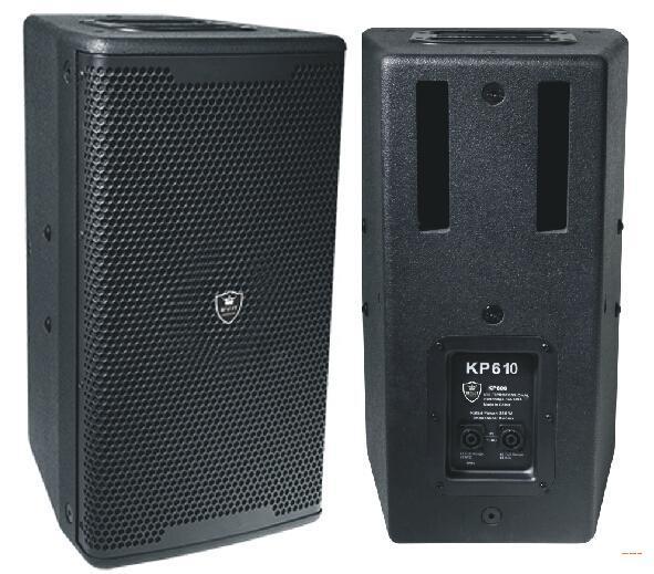丹莱特(DENLET)KP610系列音响 演出音响 酒吧音响设备 舞台音箱设备 量贩式 KTV音响