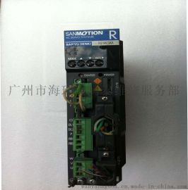 广州维修三洋伺服驱动器报警AL13故障