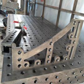 2000*4000铸铁焊接平板铸铁工作台