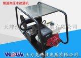 沃力克水噴砂除鏽高壓清洗機換熱器清洗機