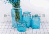 玻璃花瓶廠家,玻璃彩色花瓶批發