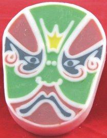 纯手工香皂--京剧脸谱D(A1235-4)