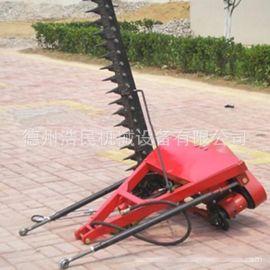 往复式 甩刀式割草机 三角式圆管牧场专用割草机苜