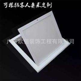定制铝合金百叶窗 铝合金通风口防雨百叶窗