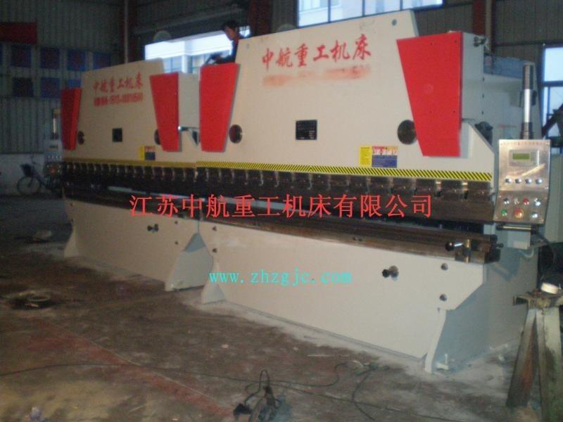 雙機聯動數控折彎機 全新WC67Y剪板機折彎機 液壓金屬折彎機