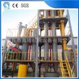 生物质气化设备农林废弃物发电工业废料处理原料广泛