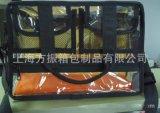 箱包 定制PVC透明学生书包防水牛津布包可定制各种礼品广告箱包